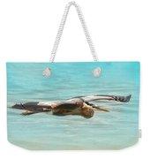 Arrival - Blue Heron - Wildlife Weekender Tote Bag