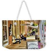 Arrow Rock - Boardwalk Shops Weekender Tote Bag