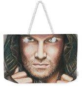 Arrow/ Stephen Amell Weekender Tote Bag