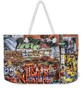 Art Alley Weekender Tote Bag