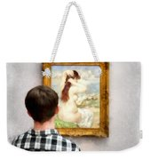 Art Appreciation Weekender Tote Bag