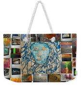 Art At Supeme Lending Weekender Tote Bag