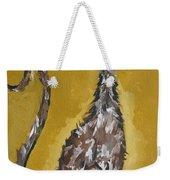 Cat Art Weekender Tote Bag