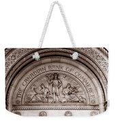 Art Deco 19b Weekender Tote Bag