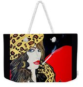 Art Deco Bell Weekender Tote Bag