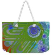 Art Deco Explosion 2 Weekender Tote Bag