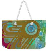 Art Deco Explosion 4 Weekender Tote Bag
