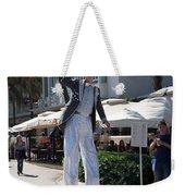 Art Deco Festival Street Scenes Weekender Tote Bag