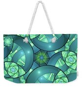 Art Deco Weekender Tote Bag