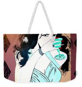 One More For The Road Weekender Tote Bag