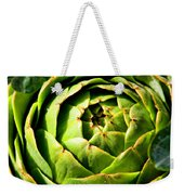 Art E. Choke - Artichokes By Diana Sainz Weekender Tote Bag