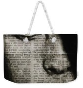 Art In The News 7 Weekender Tote Bag