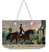 Art Of Dressage Weekender Tote Bag