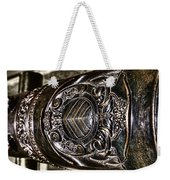 Art Of The Cannon Weekender Tote Bag