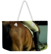 Art Of The Horse Weekender Tote Bag