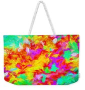 Art Series 01 Weekender Tote Bag