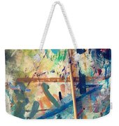 Art Table 7 Weekender Tote Bag