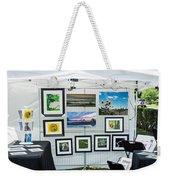 Art Tent Weekender Tote Bag