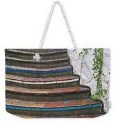 Artful Stair Steps Weekender Tote Bag