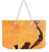 Artful Street Lamp Weekender Tote Bag