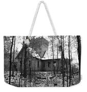 Artic Castle Weekender Tote Bag