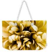Artificial Flower Weekender Tote Bag