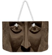 Artificial Intelligence Entity Sepia Weekender Tote Bag