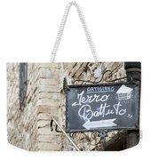 Artigiano - Tuscany Weekender Tote Bag