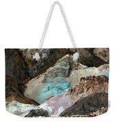 Artist Palette Weekender Tote Bag