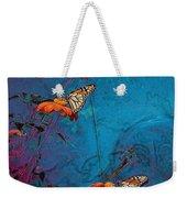 Artistic Butterflies Weekender Tote Bag
