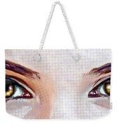 Artistic Eyes Weekender Tote Bag