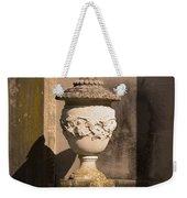 Artistic Fountain Weekender Tote Bag