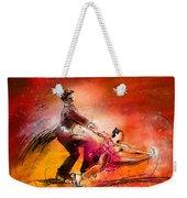 Artistic Roller Skating 02 Weekender Tote Bag