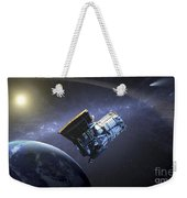 Artists Concept Of The Wide-field Weekender Tote Bag by Stocktrek Images