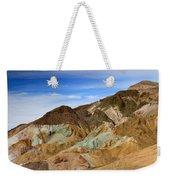 Artists Palette Death Valley National Park Weekender Tote Bag