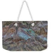 Artists Pallet Death Valley Ca Img 0448 Weekender Tote Bag