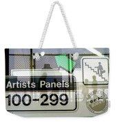 Artists Panels Weekender Tote Bag