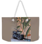 Artsy Parking Space Weekender Tote Bag