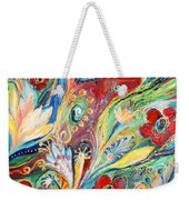 Artwork Fragment 22 Weekender Tote Bag
