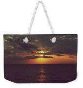 As Day Turns Into Night Weekender Tote Bag by Laurie Search