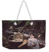 As Free As This Weekender Tote Bag by Laurie Search