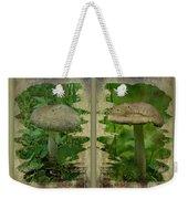 As I Age - A Mushroom's Tale Weekender Tote Bag