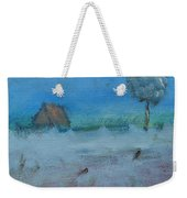As I Drove Past Weekender Tote Bag