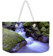 As If Heaven Was A Calmly Place Weekender Tote Bag