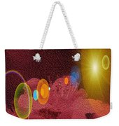 As If Hope Was Not That Distant Weekender Tote Bag
