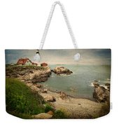 As The House Looks Over Weekender Tote Bag