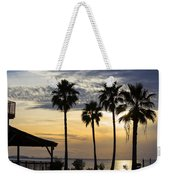 As The Sun Sets South Padre Island Texas Weekender Tote Bag