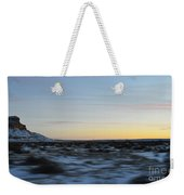 As Time Flies By Weekender Tote Bag