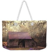 As Time Goes By Weekender Tote Bag