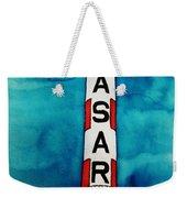 Asarco In Watercolor Weekender Tote Bag